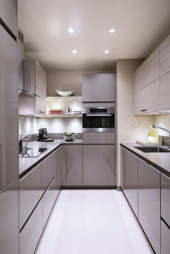 siematic project feature urban pied terre