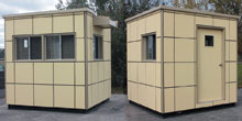"Modular ""cube"" offices"