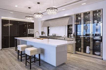 siematic new york redefines the kitchen showroom with grand reopening